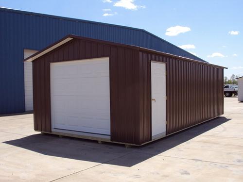 Prime metal buildings bridgeport tx when clearance steel for Star building garage packages